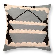 Purse Design Throw Pillow