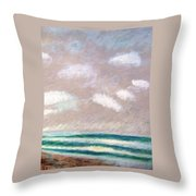 Huge Sky  Throw Pillow