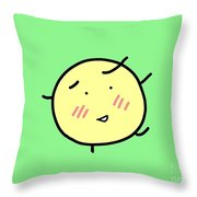 Rakugaki Throw Pillow