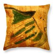 Rapture - Tile Throw Pillow
