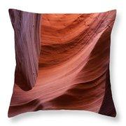 Rattlesnake Canyon 7811 Throw Pillow