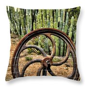 Reinvented  Throw Pillow