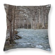 Relaxation Throw Pillow