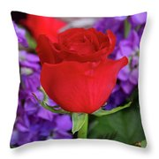 Remember Us Throw Pillow