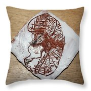 Repose - Tile Throw Pillow
