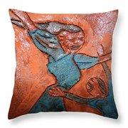 Reunion - Tile Throw Pillow