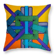 Rfb0600 Throw Pillow
