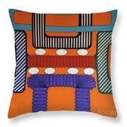 Rfb0634 Throw Pillow