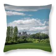 Ripon Cathedral Throw Pillow