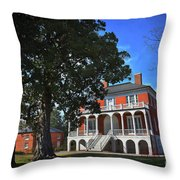 Robert Mills House, Sc Throw Pillow