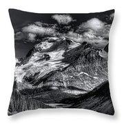 Rocky Mountain High Throw Pillow