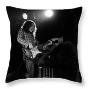 Rory In Kent Throw Pillow