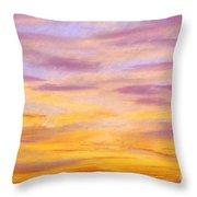 Rowlett Sky Throw Pillow