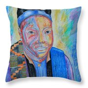 Royal Majesty Throw Pillow