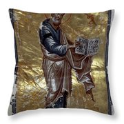 Saint Matthew Throw Pillow