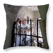 Saint Roch Chapel Throw Pillow