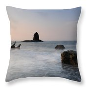 Saltwick Bay Throw Pillow