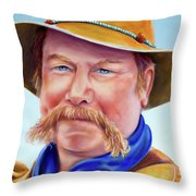 Santana Jack Throw Pillow