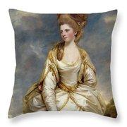 Sarah Campbell Throw Pillow