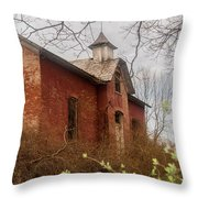 Not In Session Throw Pillow