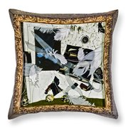 Remembrance II Throw Pillow