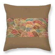 Seaside Throw Pillow