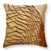Seed - Tile Throw Pillow