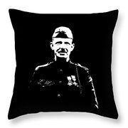 Sergeant Alvin York Graphic Throw Pillow
