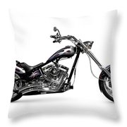 Shiny Chopper Throw Pillow