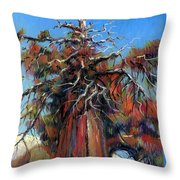 Sierra Juniper Throw Pillow