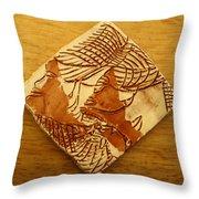 Sights - Tile Throw Pillow