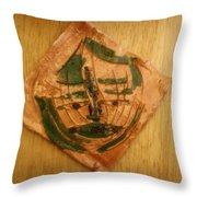 Simeon - Tile Throw Pillow