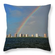 1- Singer Island Throw Pillow