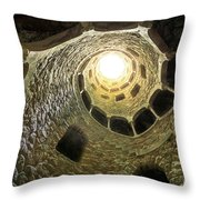 Sintra Architecture Background Throw Pillow