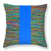 Small Door Throw Pillow