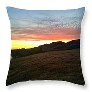 Soft Glow Throw Pillow