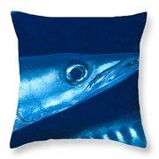 Soloman Islands, Marine L Throw Pillow