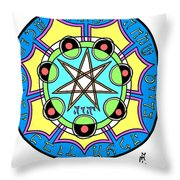 Son Shine Throw Pillow