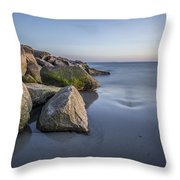 South County Sunset  Throw Pillow
