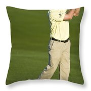 Spencer Levin Throw Pillow