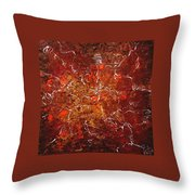 Spirit Dance Throw Pillow