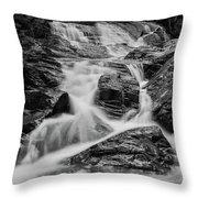 Spring Cascades #9 Throw Pillow