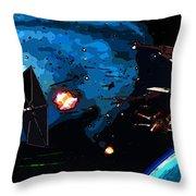 Star Wars Throw Pillow