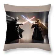 Star Wars Episode Iv - A New Hope 1977 Throw Pillow