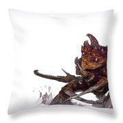 Starcraft Throw Pillow