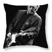Stephen Stills Throw Pillow