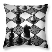 Strategy Throw Pillow