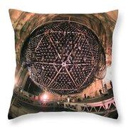 Sudbury Neutrino Observatory Sno Throw Pillow