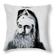 Sufi Throw Pillow