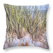 Summertime Is Reading Time Throw Pillow